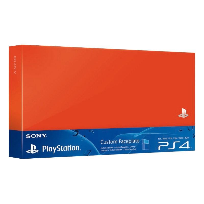 PS4 Sony Carcasa HDD Naranja
