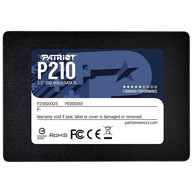 Disco Duro SSD 256GB Patriot P210