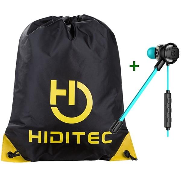 Pack Gaming Hiditec Auriculares Taiko + Mochila Sport Backpack