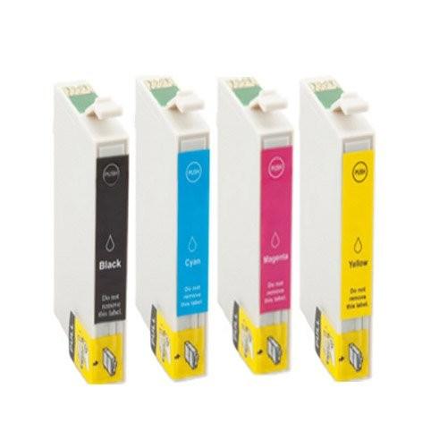 T0711 - t0714 y t0891 - t0894 cartucho de tinta compatible premium