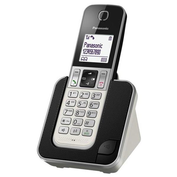 Telefono inalambrico Panasonic KX-TGD310SPS Plata