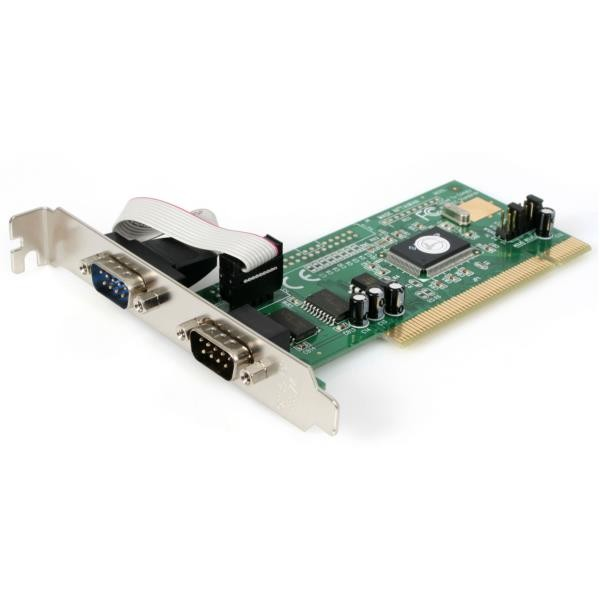 Tarjeta PCI 2 Puertos Serie RS232 con UART 16550