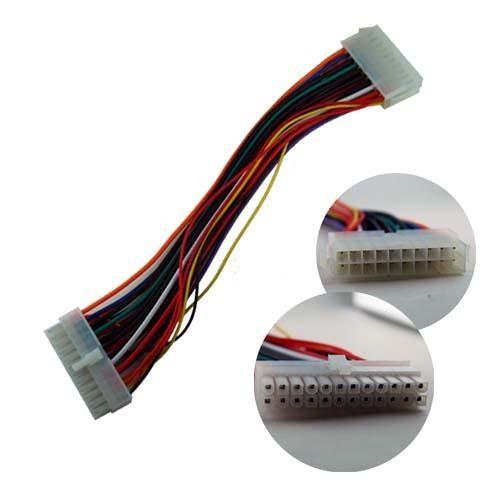 Adaptador Alimentacion PC ATX 20-Pin Hem. a 24-Pin Macho