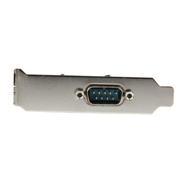 Tarjeta PCIe Serie RS232 PEX1S553LP de 1 Puerto Perfil Bajo