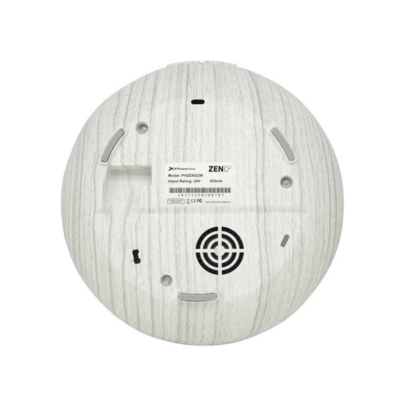Humidificador Ultrasónico Phoenix Zen o2 Madera Blanco