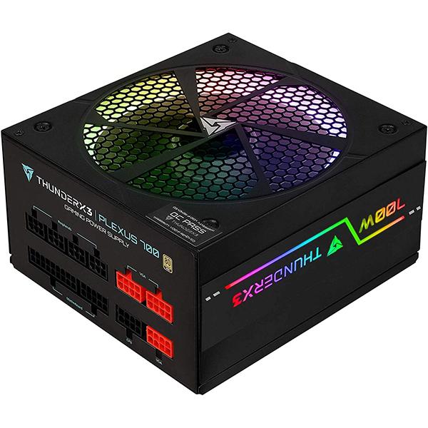 Fuente Alimentacion Modular RGB Thunder X3 Plexus700 700W 80 Plus GOLD