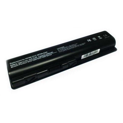 Cq40 hstnn 4400mah batería para portátil compaq / hp