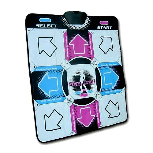 stepmania how to sync dance mat