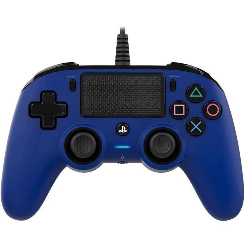 PS4 Gamepad Nacon Wired Azul