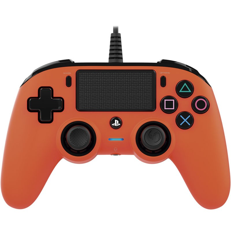 PS4 Gamepad Nacon Wired Naranja