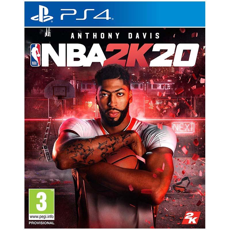 PS4 Juego NBA 2K20