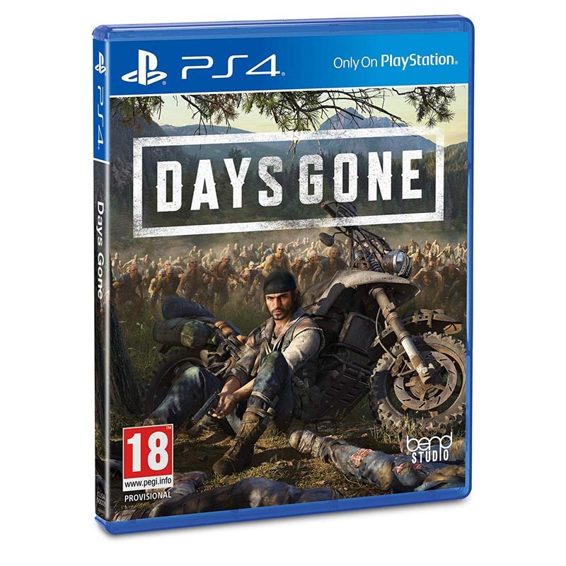 PS4 Juego Days Gone
