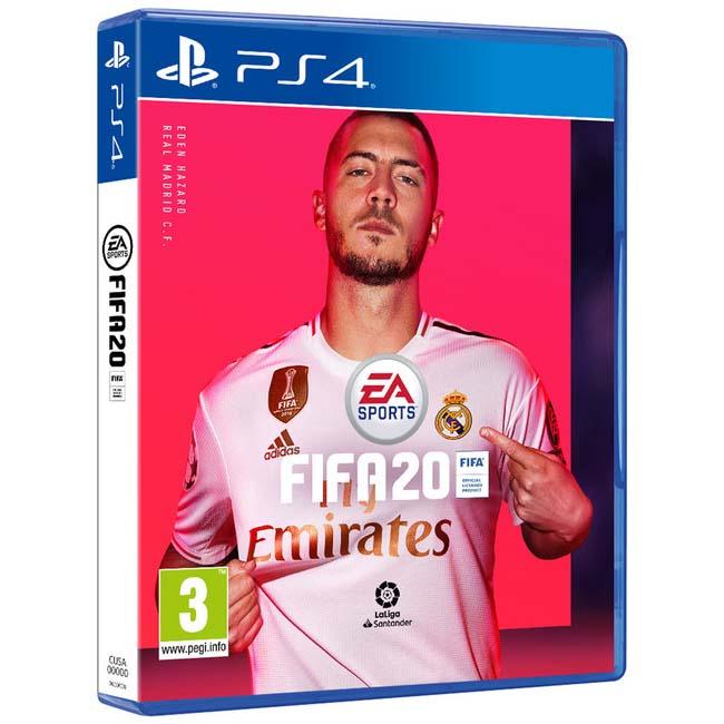 PS4 Juego FIFA 20
