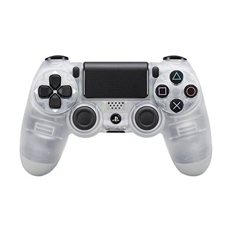PS4 Sony Dual Shock 4 Blanco Crystal