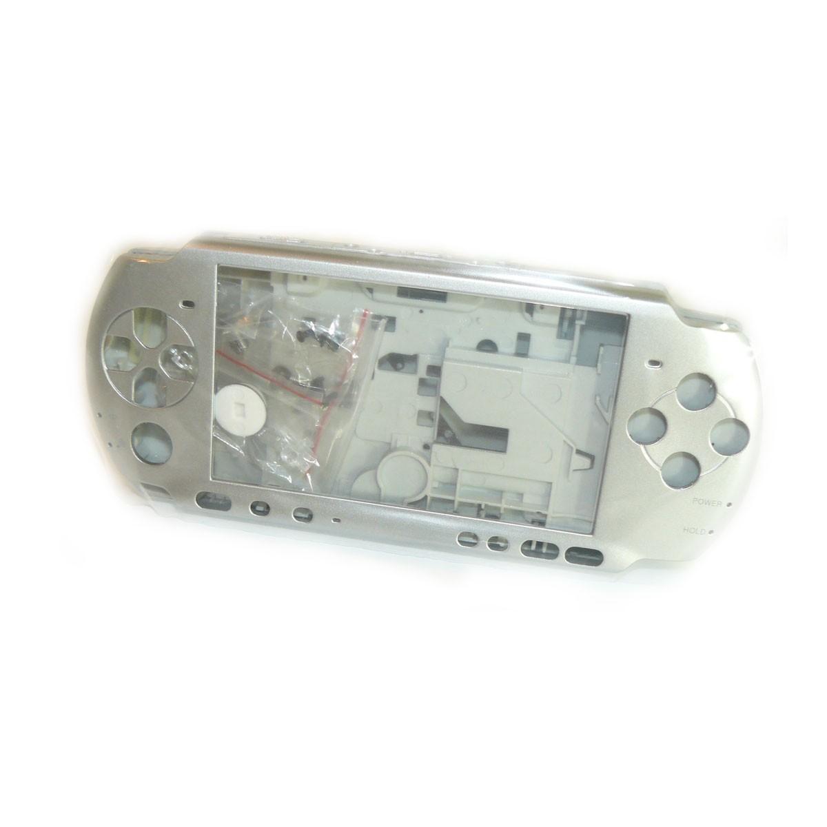psp3000-carcasa-de-reemplazo-completa-plata-compatible-