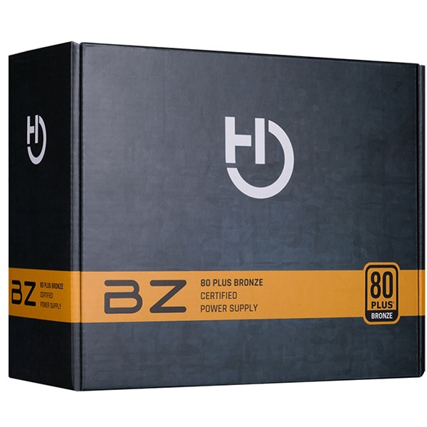 Fuente de Alimentacion Hiditec BZ650 650W 80Plus Bronze