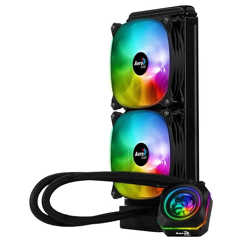 Refrigeración Líquida PC AeroCool PulseL240F RGB