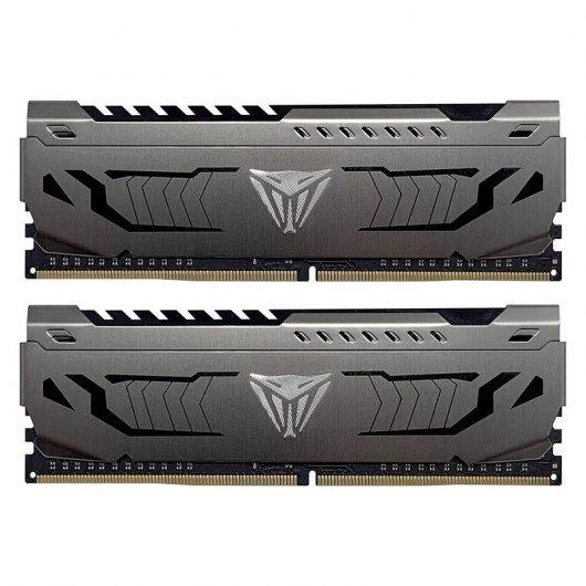Memoria RAM Patriot Viper Steel 16GB XMP 2.0 (2x8GB) 3200Mhz CL16