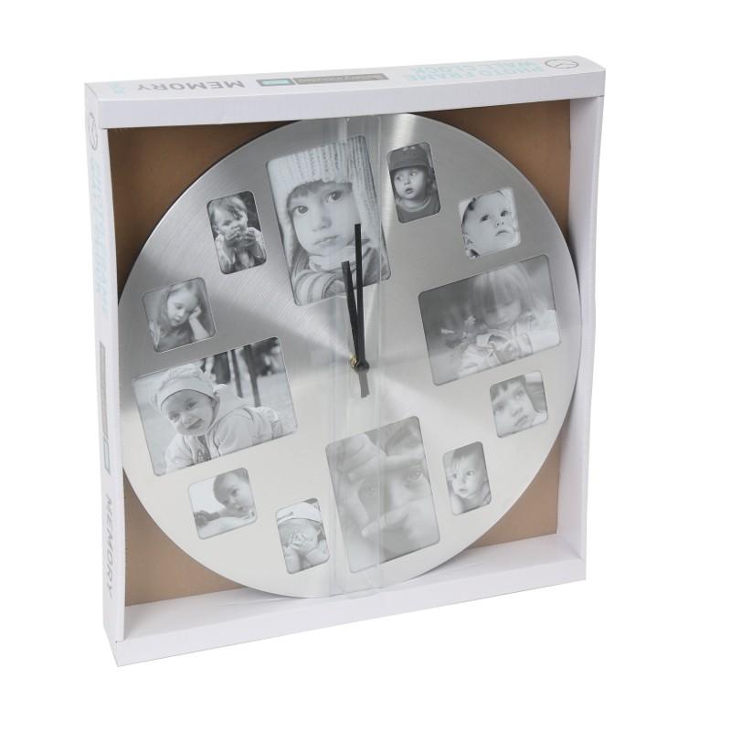 Reloj de Pared Platinet Memory
