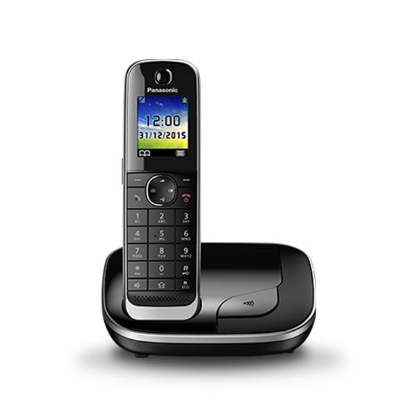 Telefono Inalambrico Panasonic KX-TGJ310SP Negro
