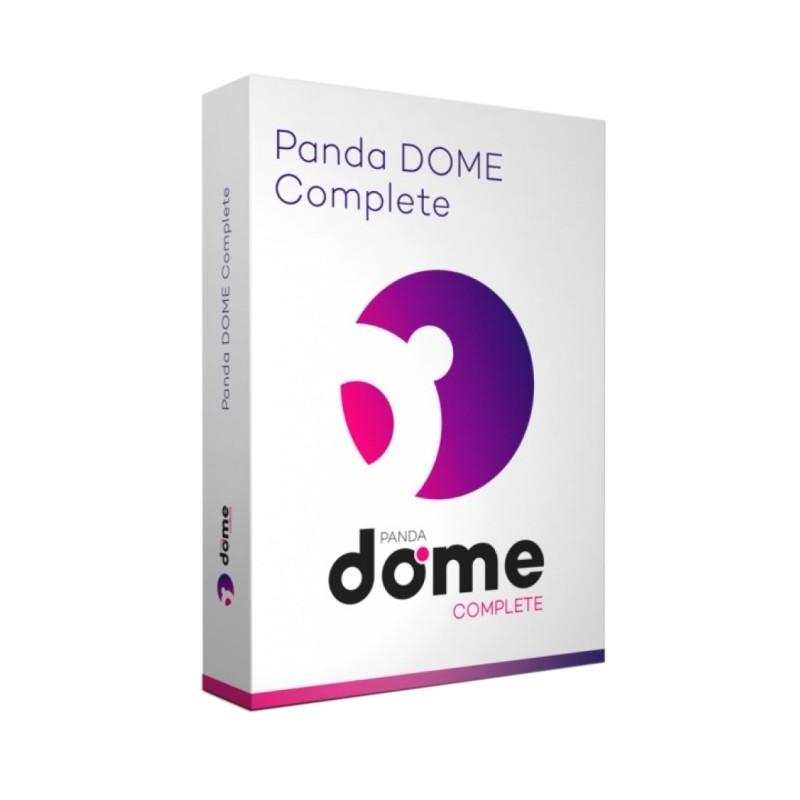 Panda Antivirus Dome Complete Dispositivos Ilimitados 1 Año