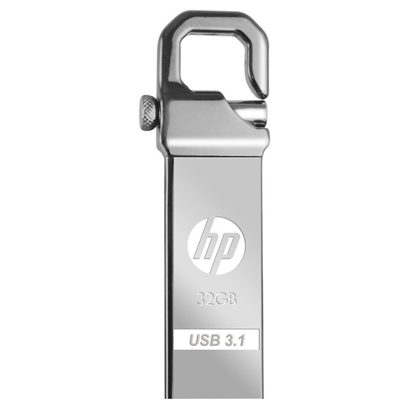 Pendrive 32GB HP X750W Metal USB 3.1