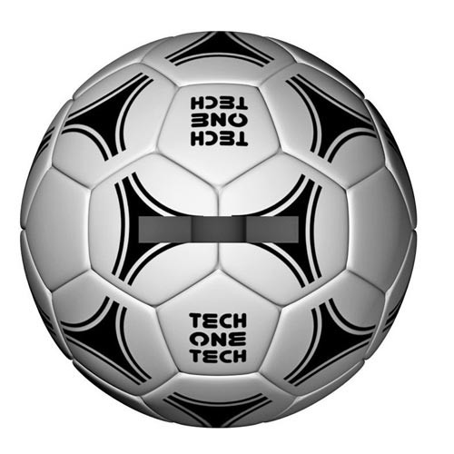 Pendrive 16GB Figura Balon de Fútbol TEC5126-16