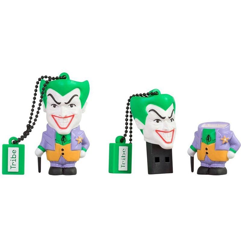 Pendrive 16GB Tribe DC Comics Warner Bros Joker