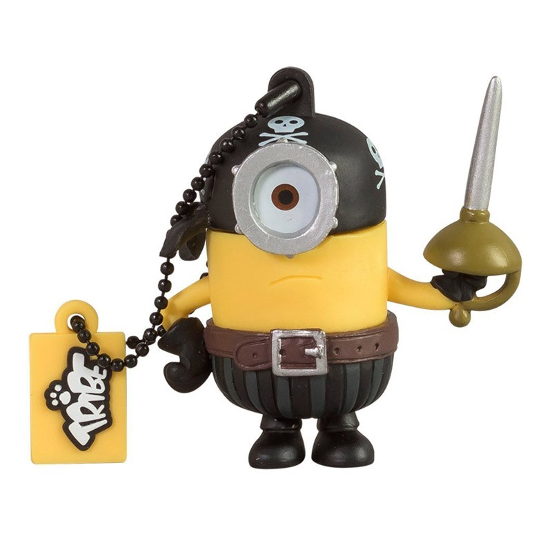 Pendrive 16GB Tribe Los Minions Pirata