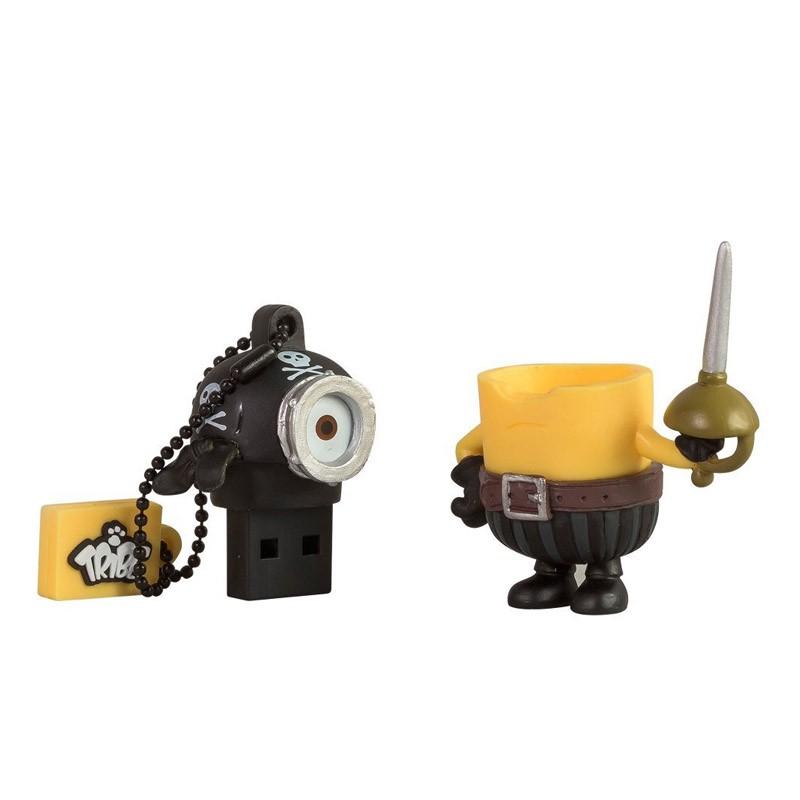 Pendrive 16GB Tribe Los Minions Pirata