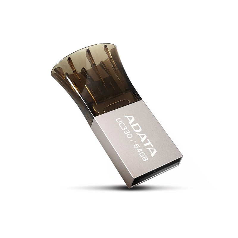 Pendrive 64GB Adata Choice UC330 con Micro USB