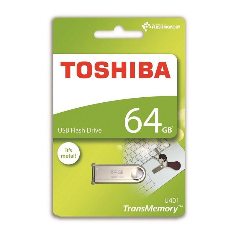 Pendrive 64 GB Toshiba TransMemory U401