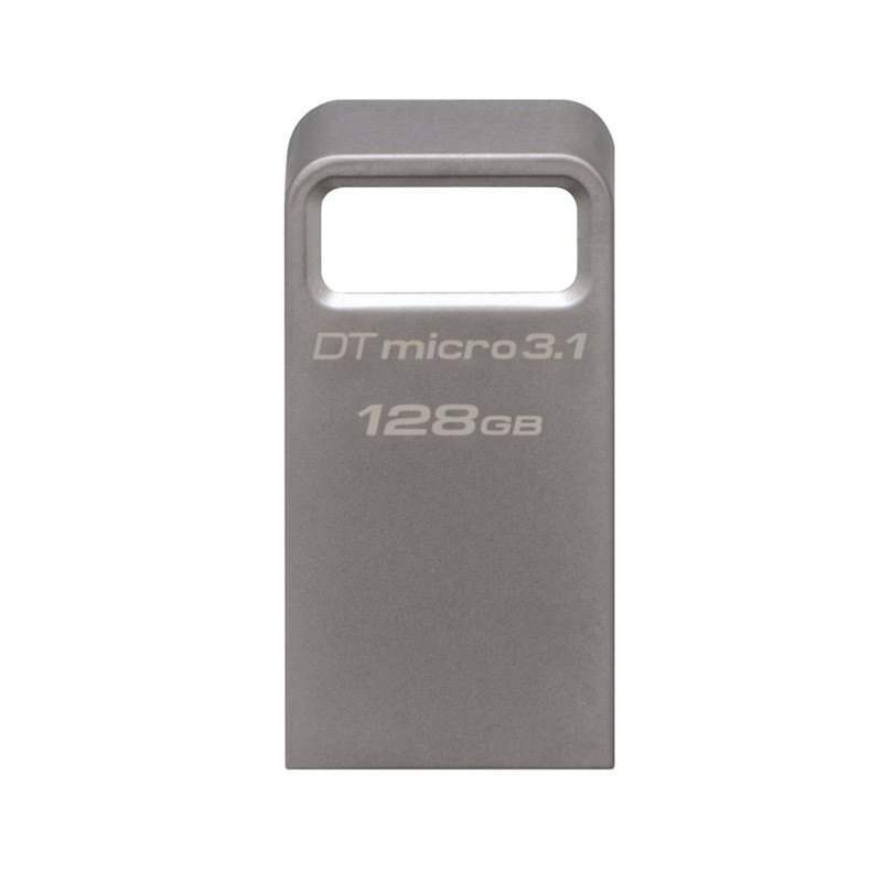 Pendrive 128GB Kingston DataTraveler Micro 3.1 - USB 3.1