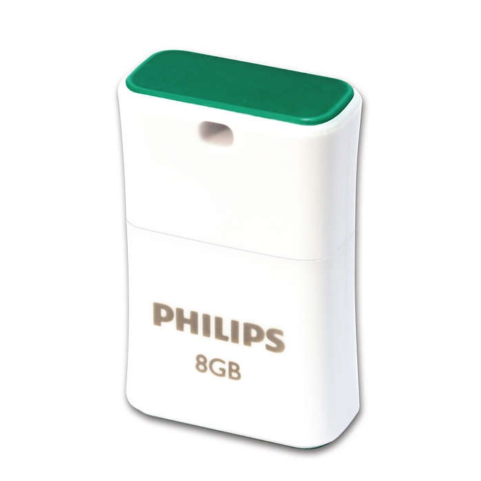pendrive-8gb-philips-pico-edition-verde