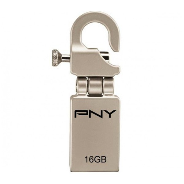 Pendrive 16GB PNY Micro Hook Attache