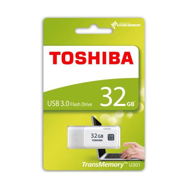 Pendrive 32GB Toshiba Hayabusa Blanco 3.0