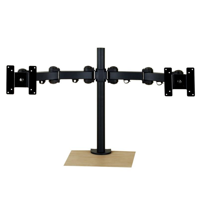 soporte-tv-dual-horizontal-phoenix-ph625bb-hasta-27-6kg-