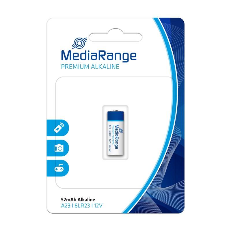Pila Alcalina A23 MediaRange MRBAT114 (6LR23)