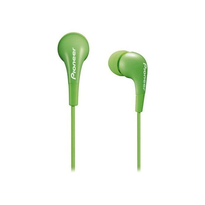 Auriculares Pioneer SE-CL502 Verde