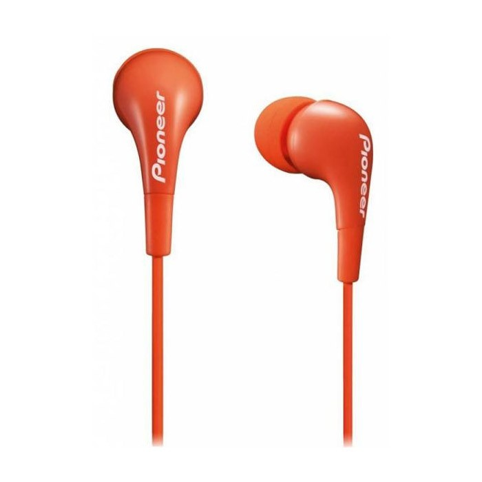 Auriculares Pioneer SE-CL502 Naranja