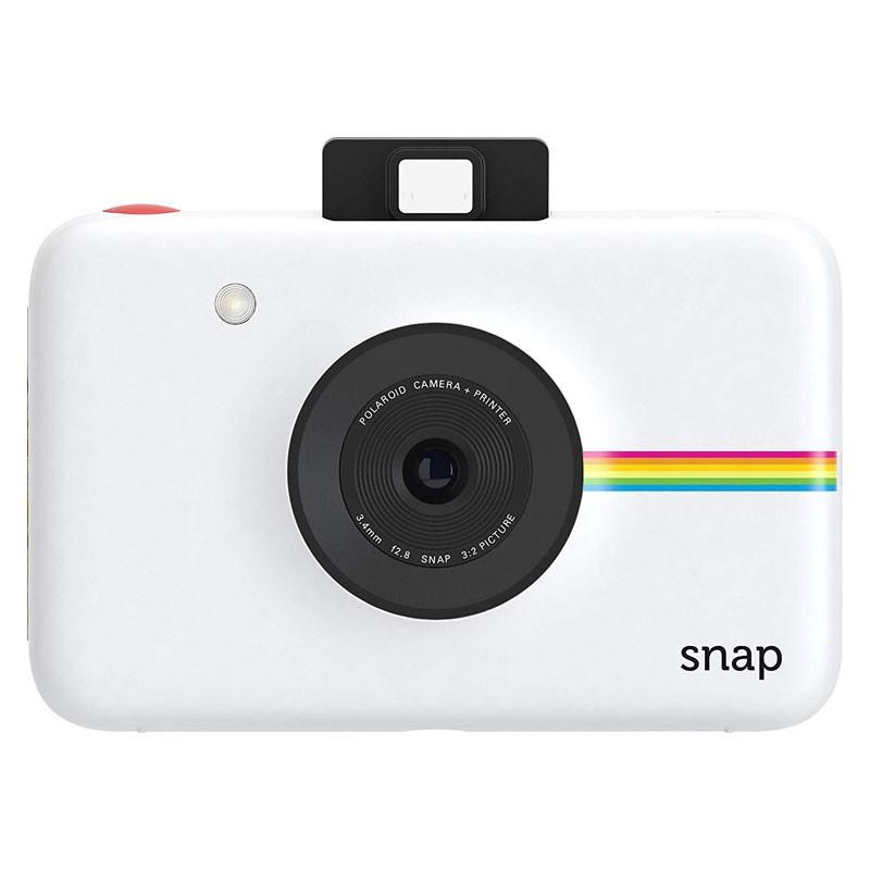 Cámara Instantánea Polaroid Snap Instant White