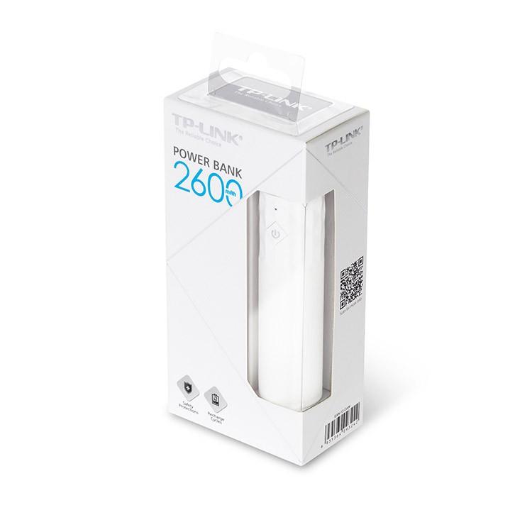 Bateria Universal PowerBank TP-LINK TL-PB2600 2600mAh