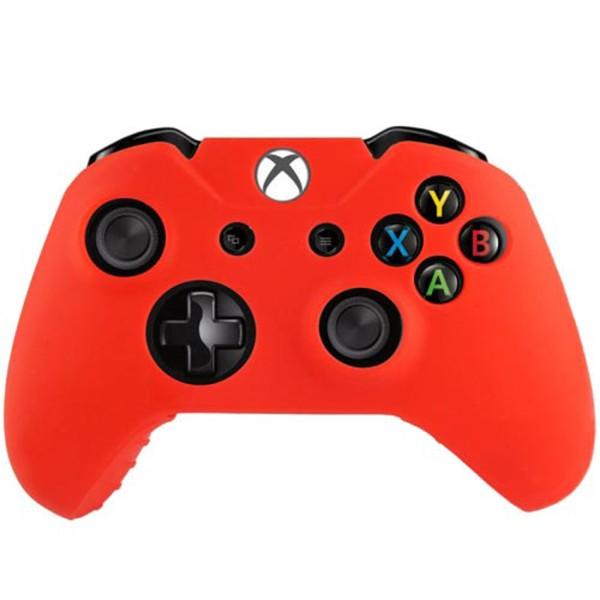 protector-silicona-para-mando-xbox-one-rojo