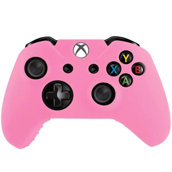 protector-silicona-para-mando-xbox-one-rosa