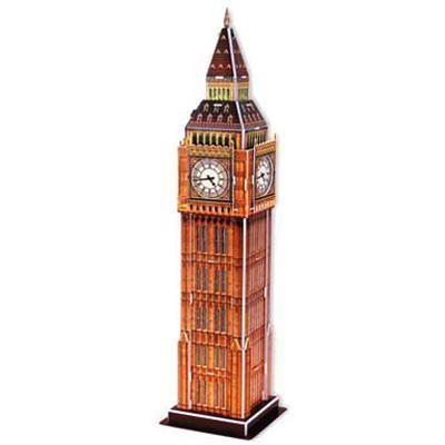 Puzzle Kit 3D Big Ben (30 piezas)