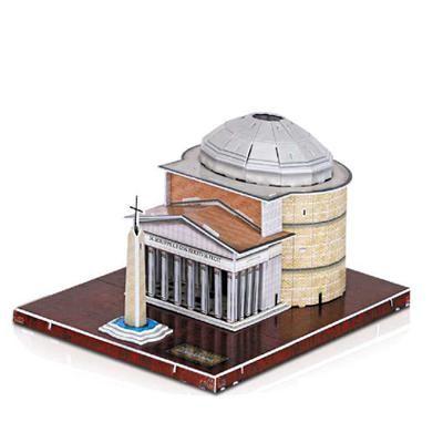 Puzzle Kit 3D Panteon de Roma (32 piezas)