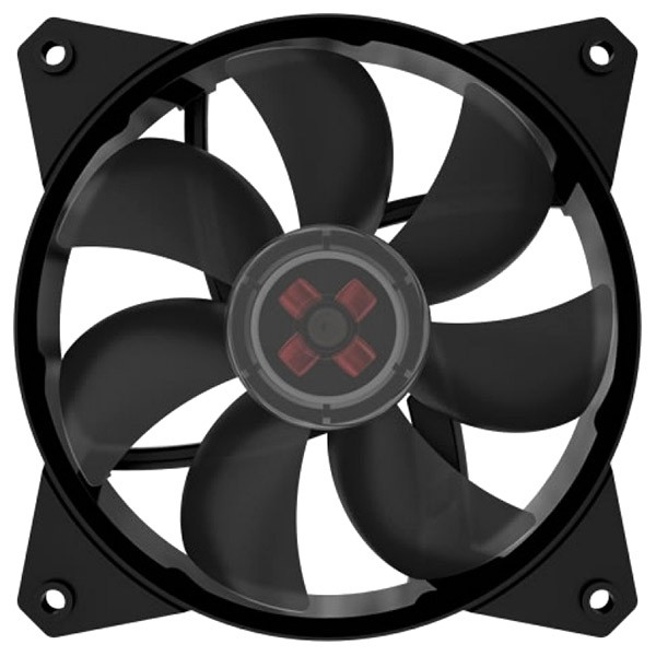 Ventilador PC Cooler Master MasterFan MF120L Non LED 120mm