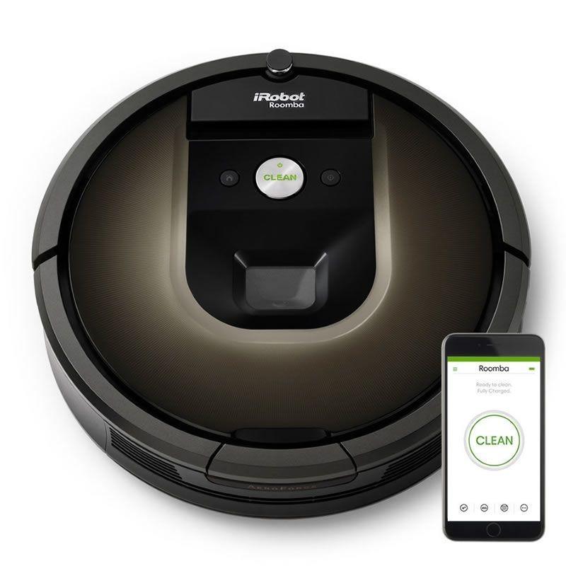Robot Aspirador iRobot Roomba 980