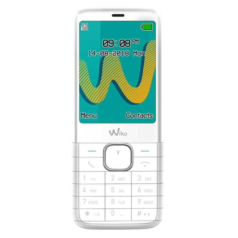 Wiko Riff3 Plus 2.4 Blanco