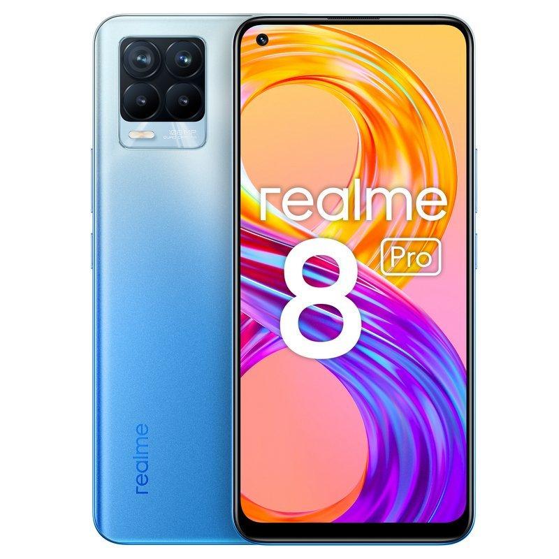 Realme 8 Pro 8GB 128GB Azul Infinito